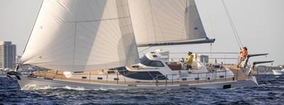 Bluewater 56 0 BW56 Sea Trials FLL