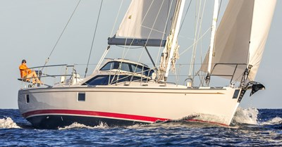 Bluewater 56 11 56 Sea Trials