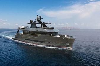 Bering B85 2 Bering 85 explorer yachts