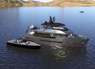 Bering B85 3 Bering 85 explorer yachts