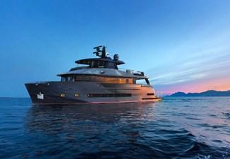 Bering B85 4 Bering 85 explorer yachts