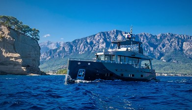 Bering B70 2022 24 Bering B70 explorer yacht