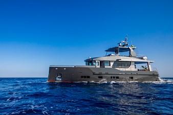 Bering B70 2022 25 Bering B70 explorer yacht