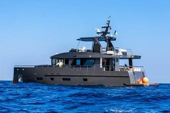 Bering B70 2022 28 Bering B70 explorer yacht