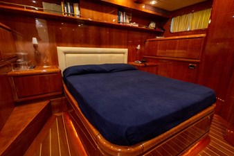 Ariston-Five-owner-cabin