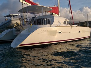 Isaphil 1 the yacht sales company lagoon 380