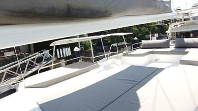 BLOW FISH Fountaine Pajot Saba 50 2015 Sky lounge