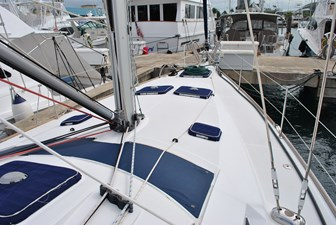 Mast and bow