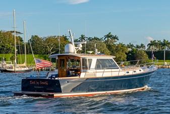 Starboard Stern