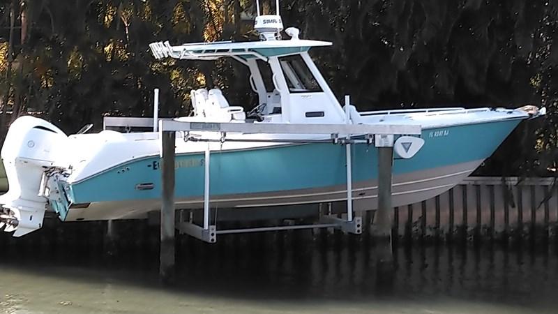2_2016 29ft Everglades 290 CC