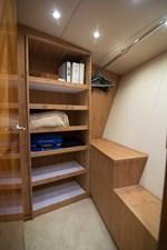Master Stateroom Closet