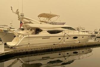 2006 Ferretti Yachts 550 2 2