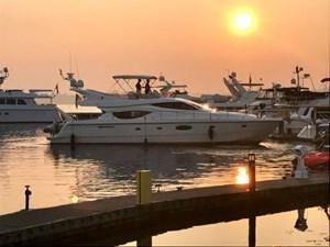 2006 Ferretti Yachts 550 4 4