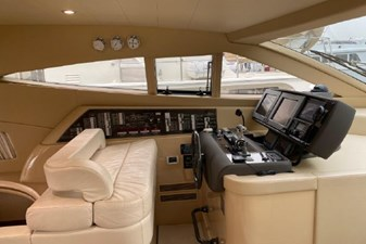 2006 Ferretti Yachts 550 25 25