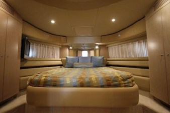 2006 Ferretti Yachts 550 32 32
