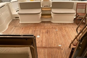 2006 Ferretti Yachts 550 56 56