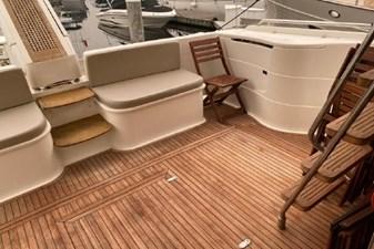 2006 Ferretti Yachts 550 58 58