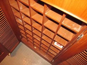 Utility Room Bottle Storage