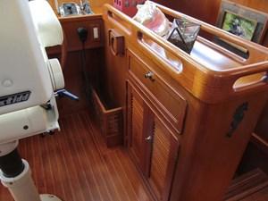 Pilothouse Storage Starboard