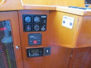 Pilothouse Electrical Controls