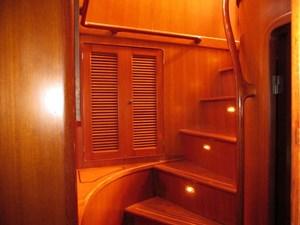 Pilothouse Steps