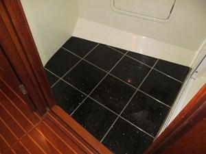 Guest Vanity Flooring