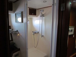 Guest Shower Stall