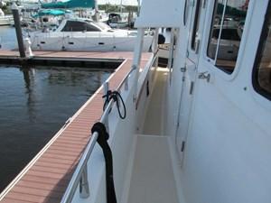 Side Deck Starboard Aft