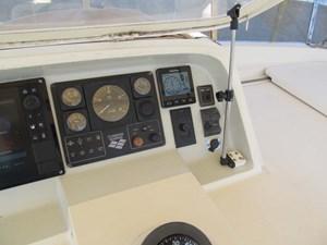 Bridge Helm Starboard
