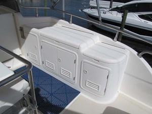 Bridge Deck Starboard Cabinet