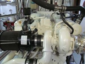 Main Engine Aft