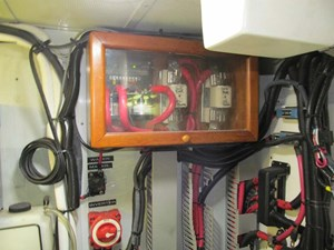 Engine Room Additional Electrical