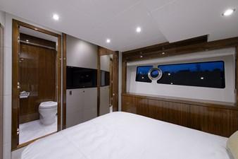 75 Sunseeker 2017-starboard_guest_stateroom-5