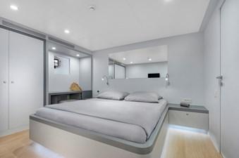 11. Big Joy. Double guest cabin grey