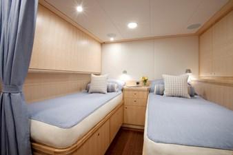 Interior - Twin Cabin