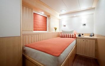 Interior - Owner's Single Cabin