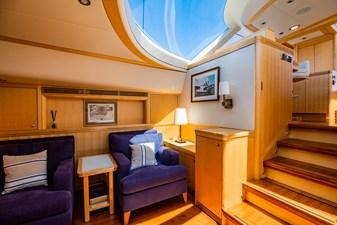 NOSTROMO 16 Interior - Main Saloon Lounge