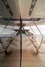Flybridge Ladder to Main Deck