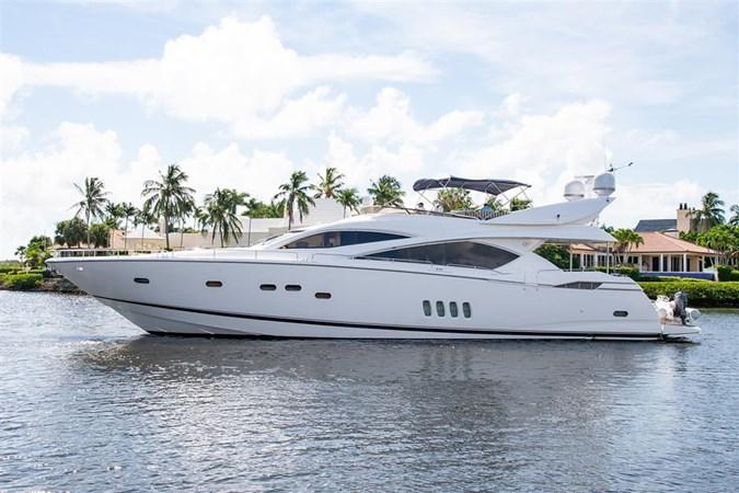 2_2005 82ft Sunseeker Yacht MY MEDICINE