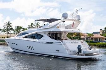 6_2005 82ft Sunseeker Yacht MY MEDICINE
