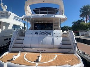 7_2005 82ft Sunseeker Yacht MY MEDICINE