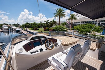 73_2005 82ft Sunseeker Yacht MY MEDICINE