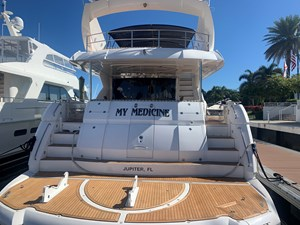 My Medicine 6 7_2005 82ft SUnseeker Yacht MY MEDICINE