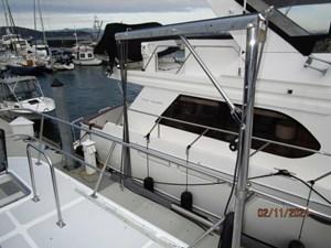 Lioness 23 22_2777975_49_defever_outboard_davit
