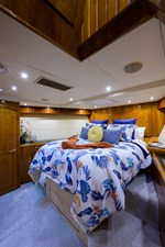 VIP Guest Stateroom, Forward