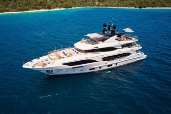2018 Benetti Mediterraneo 116 - Virgin Islands 1