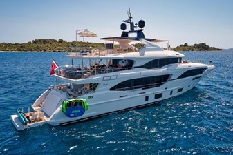 2018 Benetti Mediterraneo 116 - Virgin Islands 2