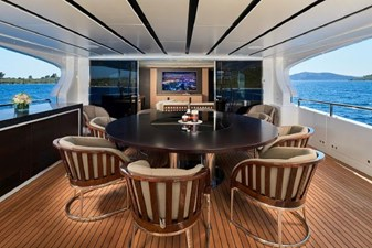 2018 Benetti Mediterraneo 116 - Virgin Islands 8
