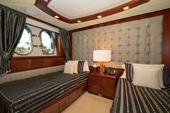 VIVERE 19 Twin Guest Stateroom (Port side)