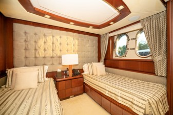 VIVERE 20 Twin Guest Stateroom (Starboard side)